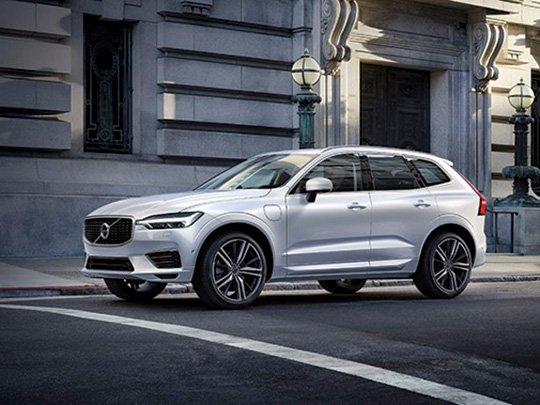 Volvo XC60 R-Design T8 Hybride AWD Geartronic 8